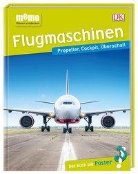 Cover von memo Wissen entdecken. Flugmaschinen