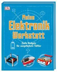 Cover von Meine Elektronik-Werkstatt
