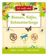 Cover von Ich weiß was! Bienen, Käfer, Schmetterlinge