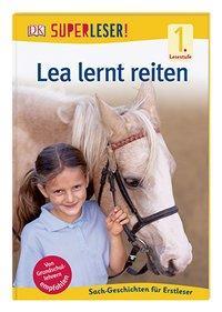 Cover von SUPERLESER! Lea lernt reiten