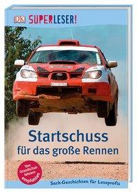 Cover von SUPERLESER! Startschuss für das große Rennen