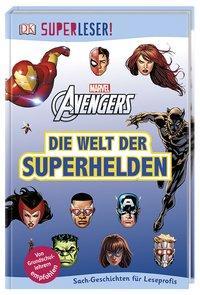 Cover von SUPERLESER! MARVEL Avengers Die Welt der Superhelden