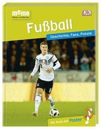 Cover von memo Wissen entdecken. Fußball