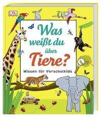 Cover von Was weißt du über Tiere?