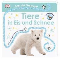Cover von Folge der Fingerspur. Tiere in Eis und Schnee