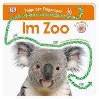 Cover von Folge der Fingerspur. Im Zoo