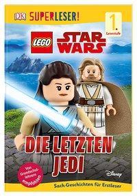 Cover von SUPERLESER! LEGO® Star Wars™ Die letzten Jedi