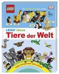 Cover von LEGO® Ideen Tiere der Welt