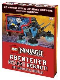 Cover von LEGO® NINJAGO® Abenteuer selbst gebaut! Die größten Duelle