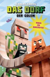 Cover von Der Golem - Roman für Minecrafter