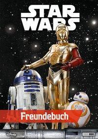 Cover von Star Wars Freundebuch: Meine Freunde