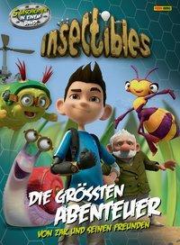 Cover von Insectibles: Die größten Abenteuer von Zak und seinen Freunden