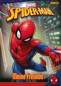 Cover von Marvel Spider-Man Freundebuch