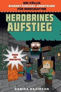 Cover von Herobrines Aufstieg - Roman für Minecrafter