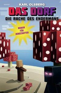 Cover von Die Rache des Endermans - Roman für Minecrafter