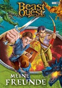 Cover von Beast Quest Freundebuch