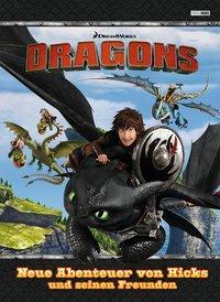 Cover von Dragons: Neue Abenteuer von Hicks und seinen Freunden