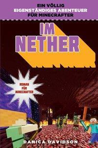 Cover von Im Nether - Roman für Minecrafter