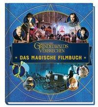 Cover von Phantastische Tierwesen: Grindelwalds Verbrechen: Das magische Filmbuch