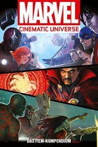 Cover von Marvel Cinematic Universe: Das Film-Kompendium 2