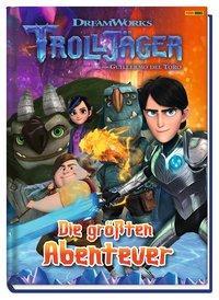 Cover von Trolljäger: Die größten Abenteuer