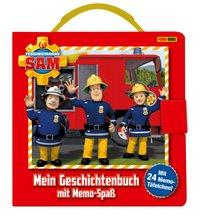 Cover von Feuerwehrmann Sam: Mein Geschichtenbuch mit Memo-Spaß