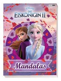 Cover von Disney Die Eiskönigin 2: Mandalas