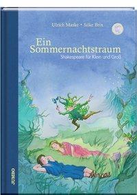Cover von Ein Sommernachtstraum. Shakespeare für Klein und Groß