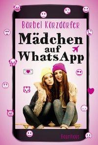 Cover von Mädchen auf WhatsApp