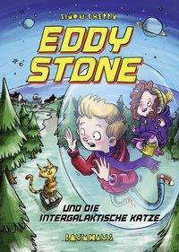 Cover von Eddy Stone und die intergalaktische Katze