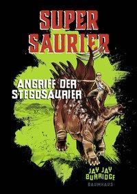 Cover von Supersaurier - Angriff der Stegosaurier