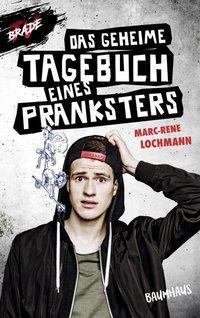 Cover von Das geheime Tagebuch eines Pranksters