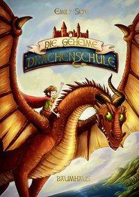 Cover von Die geheime Drachenschule