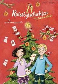 Cover von 24 Rätselgeschichten bis Weihnachten