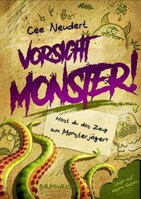 Cover von Vorsicht, Monster! - Hast du das Zeug zum Monsterjäger?