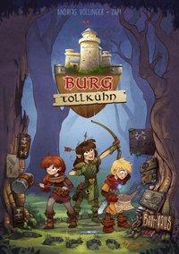 Cover von Burg Tollkühn