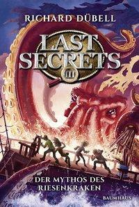 Cover von Last Secrets - Der Mythos des Riesenkraken