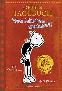 Cover von Gregs Tagebuch - Von Idioten umzingelt! (Sonderausgabe)