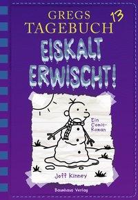 Cover von Gregs Tagebuch 13 - Eiskalt erwischt!