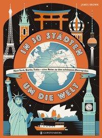Cover von In 30 Städten um die Welt