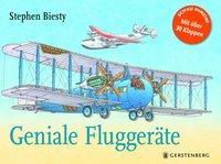 Cover von Geniale Fluggeräte