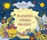 Cover von Planeten, Sterne, Galaxien