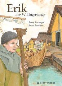 Cover von Erik, der Wikingerjunge