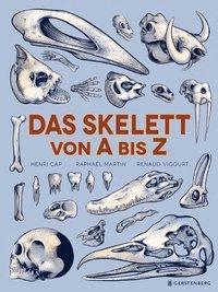 Cover von Das Skelett von A bis Z