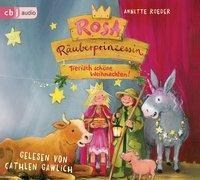 Cover von Rosa Räuberprinzessin – Tierisch schöne Weihnachten!