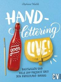 Cover von Handlettering goes live!