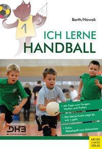 Cover von Ich lerne Handball