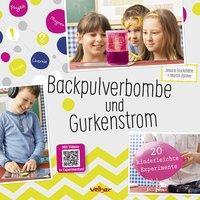 Cover von Backpulverbombe und Gurkenstrom