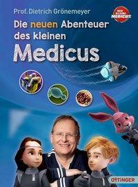 Cover von Die neuen Abenteuer des kleinen Medicus