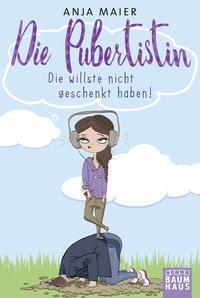Cover von Die Pubertistin